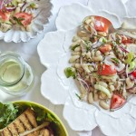 insalata di fagioli newest