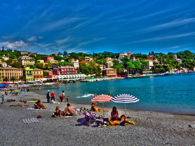 Santa Margherita Ligure,Rodrigo Soldon拍摄