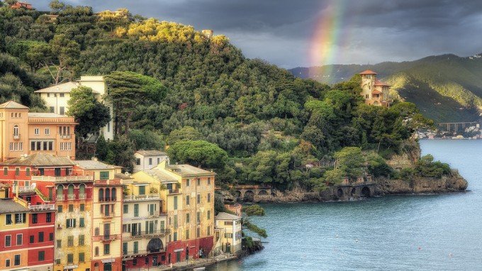 Portofino,Photo Solo Jam拍摄