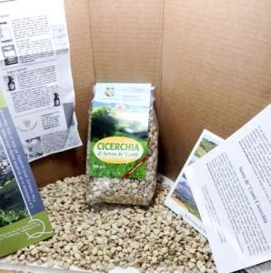 """草香豌豆(Cicerchia)——列入""""食物方舟""""中的一种待保护的传统食物"""