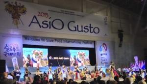 传统韩国舞蹈