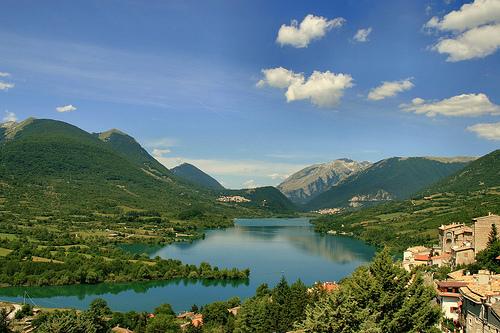 Lago di Barrea by Gigi62