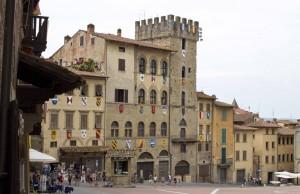 Piagga San Martino, Arezzo圣马蒂诺,阿雷佐