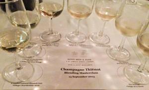 葡萄汁酒品酒会,告诉你如何混合香槟 Ordre des Coteaux de Champagne; Mr. Stanislas Thienot Champagne Alain Thienot.