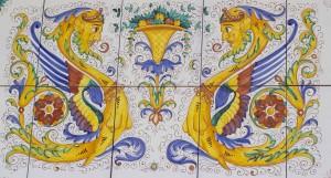 翁布里亚的德鲁塔陶瓷,很赞的纪念品。