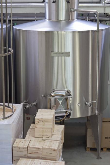 用来发酵葡萄的箱子
