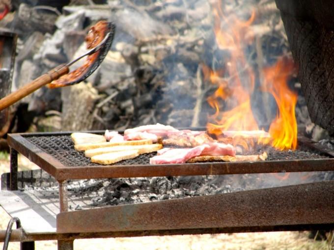 Montefalco 的烧烤