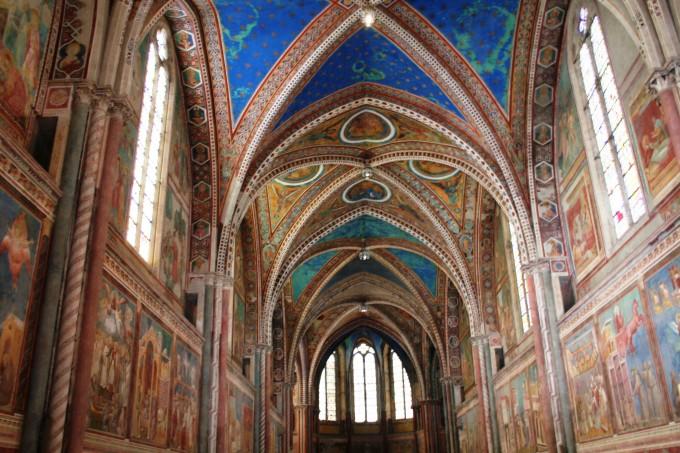 圣方济各大教堂,阿西西(Basilica San Francesco, Assisi)