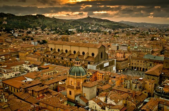 博洛尼亚(Bologna),LinnBJ拍摄