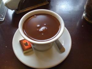 Cioccolata fondente ,Kenneth拍摄