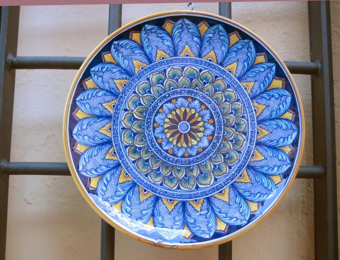 Deruta 陶器,