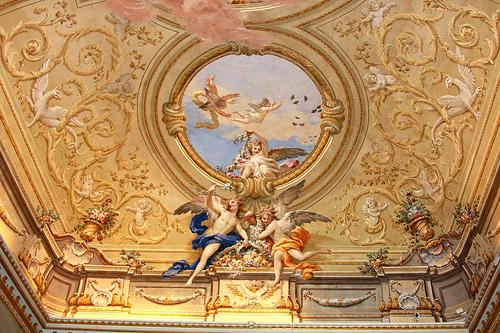 卡塞塔皇宫(Reggia di Caserta)