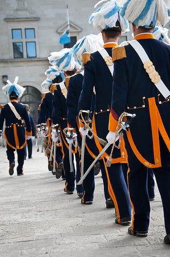 圣马力诺军队,Giorgio Minguzzi拍摄