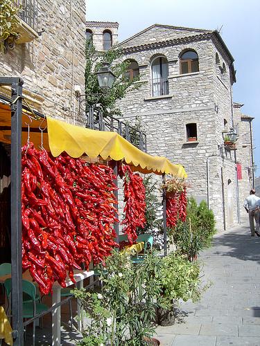 辣椒,Basilicata Turistica拍摄