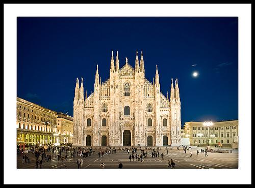 米兰大教堂(Milano Duomo), Jason Pitcher拍摄