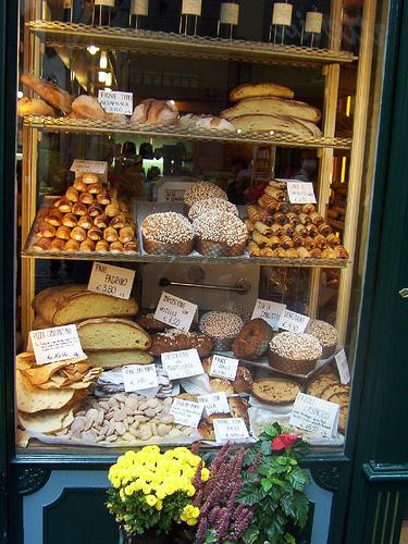 Bergamo的酥皮糕点商店, Zingaro拍摄