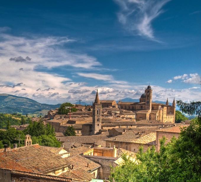 乌尔比诺(Urbino),Anguskirk拍摄