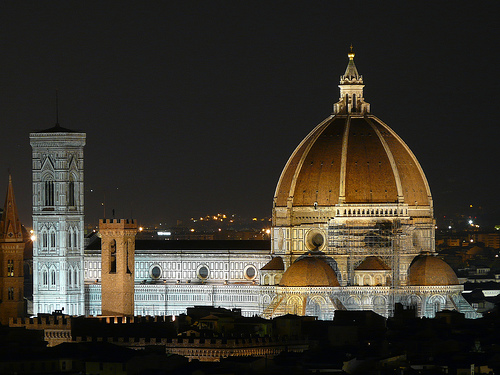 佛罗伦萨大教堂(Duomo, Firenze ),Marco Meoni拍摄