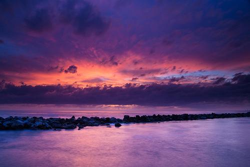 比萨海边风光,Fabrizio Angius拍摄