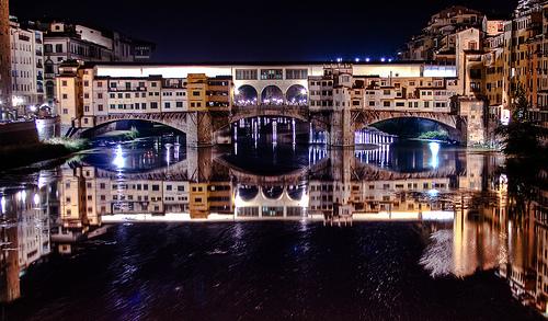佛罗伦萨的Ponte Vecchio,Paolo Margari拍摄