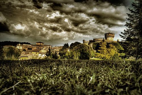 Volterra,Francesco Sgroi拍摄