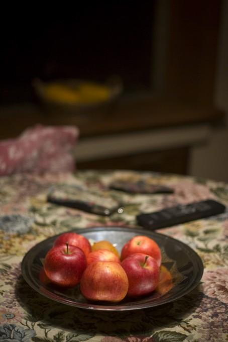 苹果,Marco Saraceno拍摄