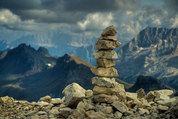 白云石山脉,Luca B拍摄