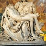 圣母哀悼基督(La Pieta),米开朗基罗作品,Dennis Jarvis拍摄