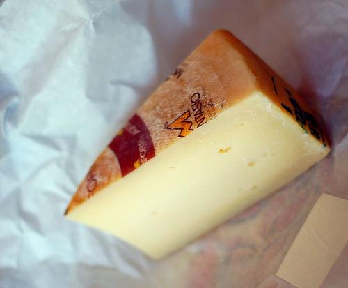 Montasio奶酪,Ulterior Epicure拍摄