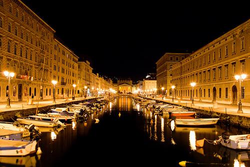 Ponte Rosso, Trieste,Michele Catania拍摄