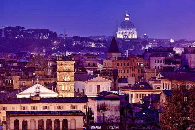 Roma,Paolo Margari拍摄