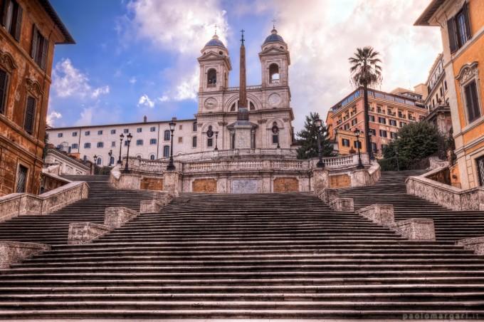 西班牙阶梯,Paolo Magari拍摄