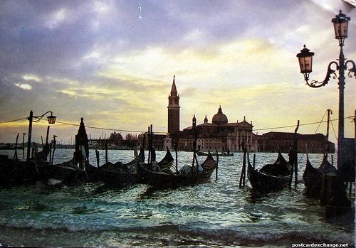 威尼斯的圣马可码头,Adam拍摄