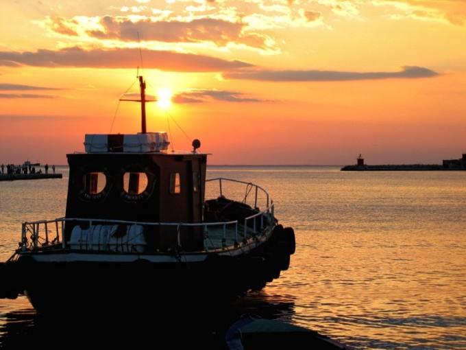Trieste,Capiscina拍摄