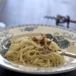 Spaghetti alla carbonara,吴维端拍摄