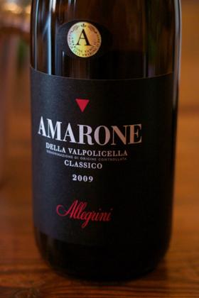 Amarone della Valpolicella, Allegrini