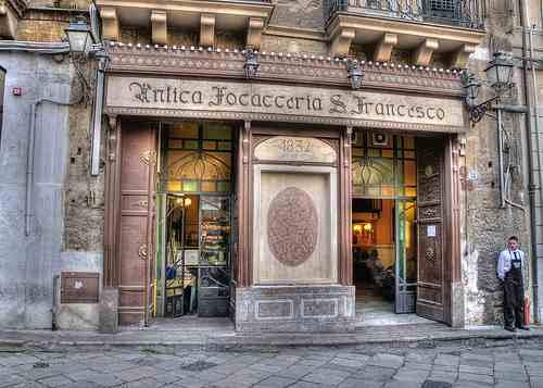 AnticaFocacceria San Francesco,James Helland拍摄