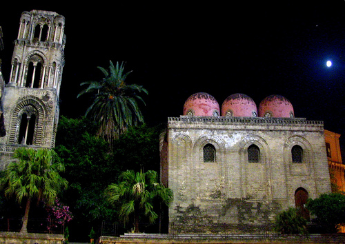 Chiesa di San Cataldo,Federico Soffici拍摄