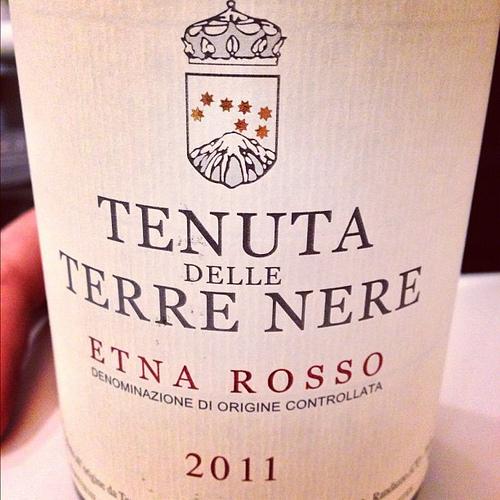 Etna Rosso, Tenutadelle Terre Nere,Todd Mundt拍摄