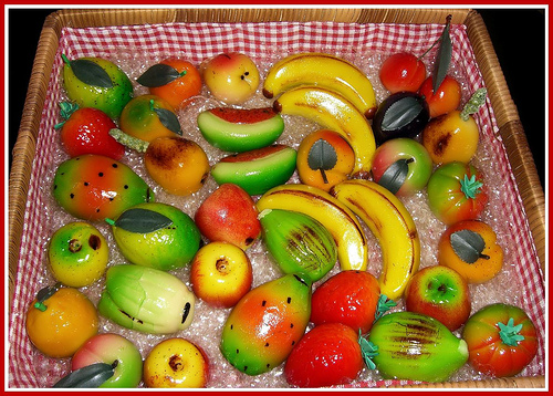 Frutta Marturana (水果形杏仁蛋白糖果) Caleb Lost拍摄