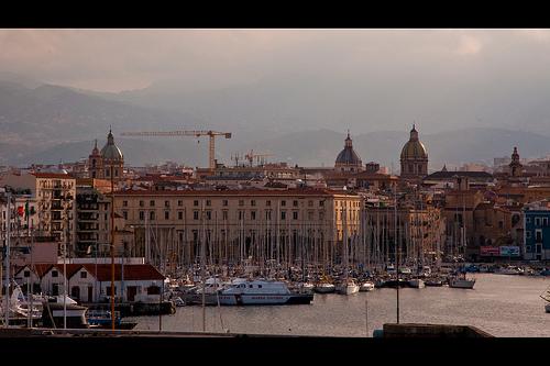 Palermo,Andrea Ciambra拍摄