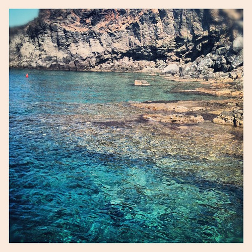Pantelleria的Punta di Nica,Marco Pela拍摄
