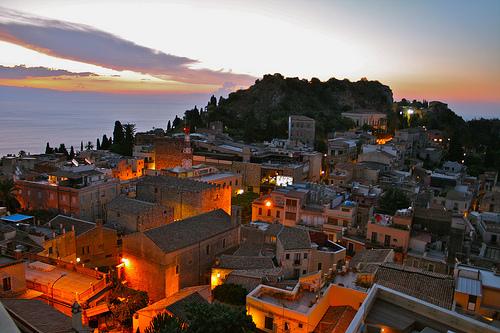 Taormina,GiaccomoCarena拍摄