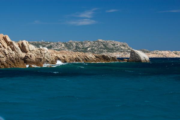 隶属于撒丁岛的玛达莱娜群岛(Maddalena ,Sardegna)