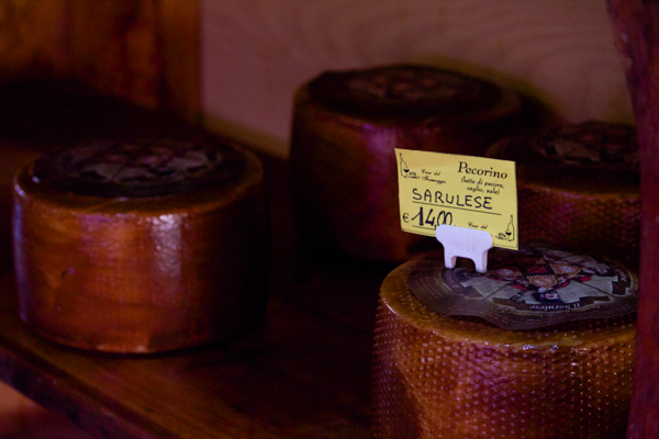 Sarulese pecorino奶酪