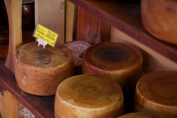 Pastores Mamujada pecorino奶酪