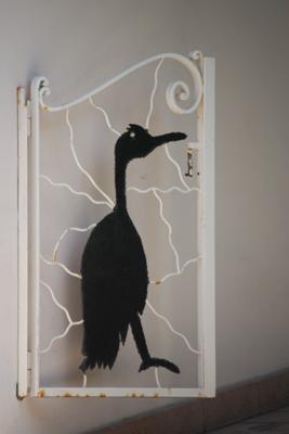 Il Cormorano的门