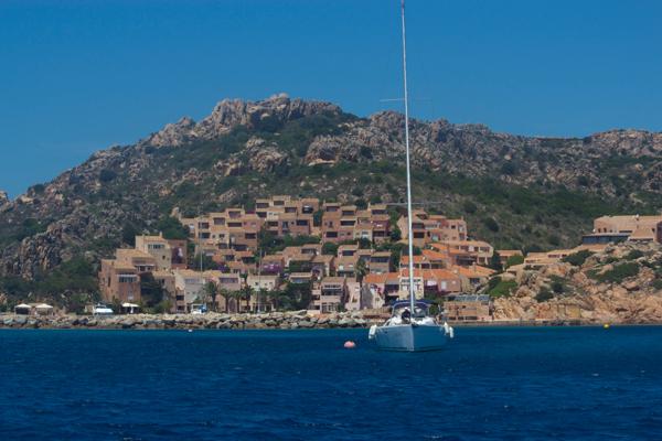 Spargi岛(玛达莱娜(Maddalena)群岛)