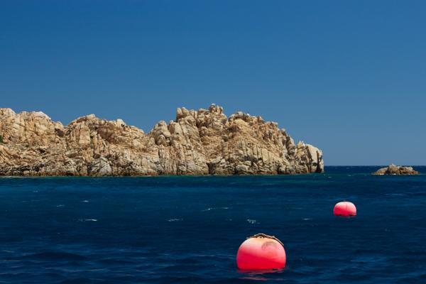 Spargi岛(Maddalena岛)