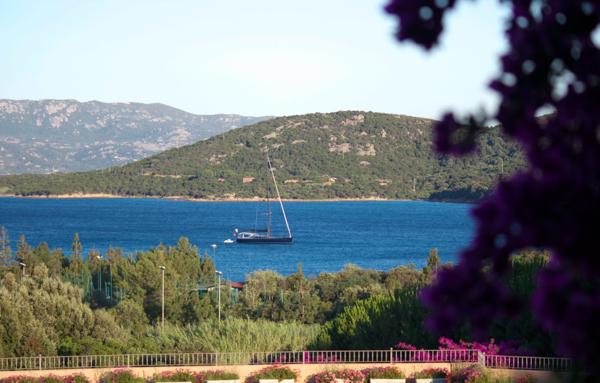 从Capo D'Orso看到的景色